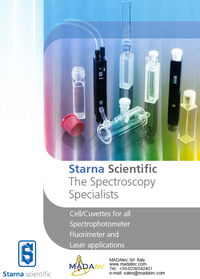 Cuvette di Starna UK Ltd